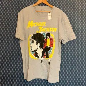NWT Michael Jackson TShirt // Men's Large